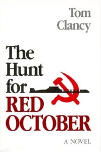 Hunt for Red October (1st edition, 2nd printing)