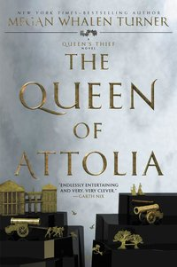Queen of Attolia (signed)