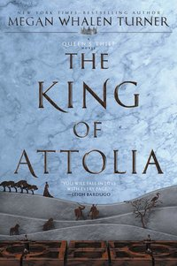 King of Attolia (signed)
