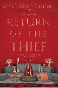 Return of the Thief (SIGNED)