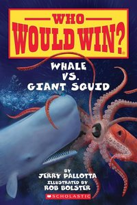 Whale vs. Giant Squid (Who Would Win?)