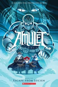Amulet 6 : Escape from Lucien (USED)