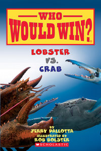 Lobster vs. Crab (Who Would Win?)