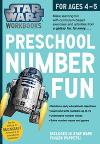 Star Wars Workbook - Preschool Number Fun!