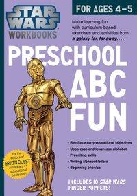 Star Wars Workbook - Preschool ABC Fun!