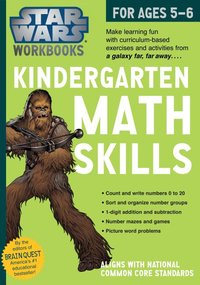Star Wars Workbook - Kindergarten Math!