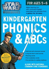 Star Wars Workbook - Kindergarten Phonics!