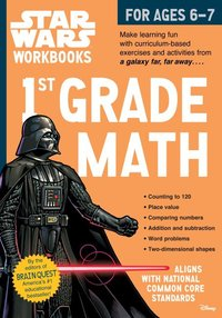 Star Wars Workbook - Grade 1 Math!