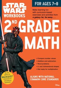 Star Wars Workbook - Grade 2 Math!