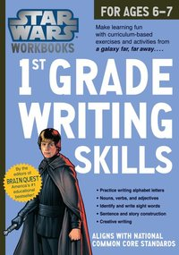 Star Wars Workbook - Grade 1 Writing!