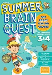 Summer Brain Quest : Between Grades 3 & 4