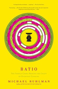 Ratio : The Simple Codes Behind the Craft of Everyday Cooking
