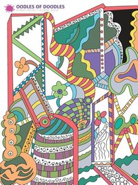 Oodles of Doodles : A Mimi's Muses Coloring Book