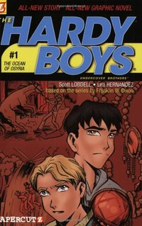 Hardy Boys Undercover Brothers 1 : The Ocean of Osyria