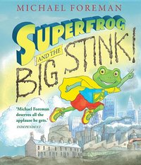 Superfrog and the Big Stink!