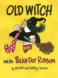 Old Witch and the Polka-Dot Ribbon