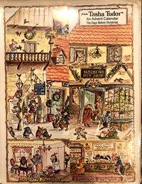 Advent  Calendars  by  Tasha  Tudor  (set  of  3  from  1978,  1980,  1982)
