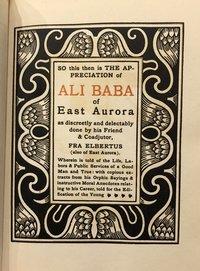 Ali Baba of East Aurora