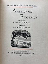 Americana Esoterica (USED)