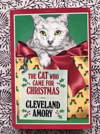 The Cat Who Came for Christmas (USED)