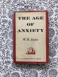 Age of Anxiety: A Baroque Eclogue