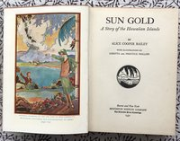 Sun Gold: A Story of the Hawaiian Islands (USED)