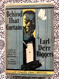 Behind that Curtain, A Charlie Chan Mystery