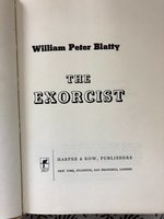 The Exorcist (1st edition)
