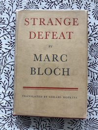 Strange Defeat: A Statement of Evidence Written in 1940 (USED)