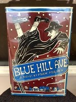 Blue  Hill  Avenue  (Signed  1st  edition)