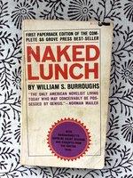Naked Lunch (1st paperback edition)