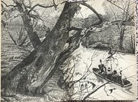 Rivers of America: The Brandywine (Illustrated by Andrew Wyeth; Signed Limited Edition)
