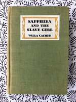 Sapphira and the Slave Girl (USED)