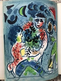 Lithographs of Chagall 1962-1968 (USED)
