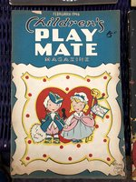 Children's Play Mate Magazine (4 issues) (USED)