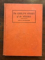 The Child's Story of the Negro, illustrated by Lois Mailou Jones (USED)