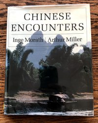 Chinese  Encounters  (Signed  1st  edition)