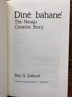 Dine  Bahane  (Signed  1st  edition)
