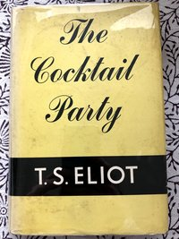 The Cocktail Party (1st American edition)