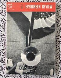 Evergreen Review, Volume 4, Number 15, November-December 1960: works by LeRoi Jones, Samuel Beckett, Lawrence Ferlinghetti, et al.