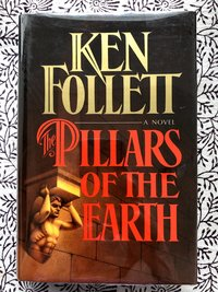 Pillars of the Earth (1st edition)