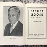 Father Goose: The Story of Mack Sennett (USED)