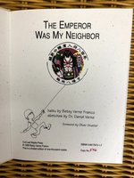 Emperor  Was  My  Neighbor:  Haiku  by  Betsy  Verne  Franco;  Sketches  by  Dr.  Daniel  Verne