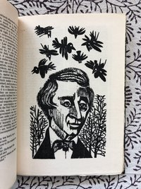 A Vision of Thoreau, With His 1849 Essay: Civil Disobedience. Woodcuts by Antonio Frasconi (USED)