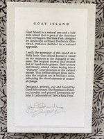 Goat Island Journal 1993 (Artist's Book)