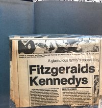 Fitzgeralds and the Kennedys : An American Saga (Signed 1st edition)