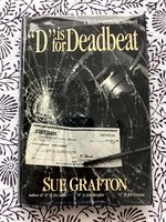 """D"" is for Deadbeat (USED)"