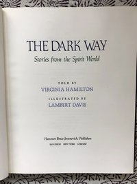 Dark Way: Stories from the Spirit World (Signed limited edition)