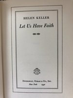 Let Us Have Faith (USED)