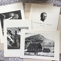 Rockwell Kent, 1882-1971: A Folio of Kent Prints with a Booklet of Tributes (USED)